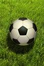 Ball soccer Arkivbilder