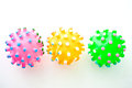Ball toy Royalty Free Stock Photography