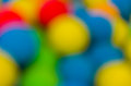 Ball toy blur Royalty Free Stock Photo