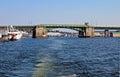 Ballard Bridge Stock Photography