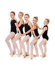 Ballet Dance Friends Royalty Free Stock Photo