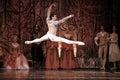 Ballet madrid spain january russian imperial s performance swan lake at teatro compac gran via january in madrid spain Stock Photo