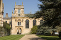 Balliol College, Oxford University Royalty Free Stock Photos