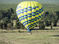 Balloon Flight Royalty Free Stock Image