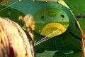 Balloon sail 2009 Royalty Free Stock Photo