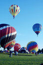 Ballooning 6 Royalty Free Stock Images