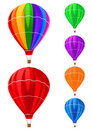 Balloons collection Royalty Free Stock Images