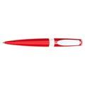 Ballpoint pen red Royalty Free Stock Photo