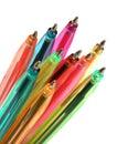 Ballpoint Pens Royalty Free Stock Image