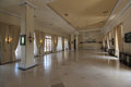 The ballroom of Achilleion Palace Royalty Free Stock Photo