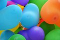 Baloons background Royalty Free Stock Photo