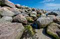 Baltic Sea, rocks, beautiful landscape!!! Royalty Free Stock Photo