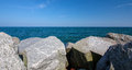 Baltic Sea, rocks, beautiful landscape!! Royalty Free Stock Photo