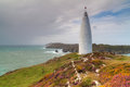 Baltimore Beacon in Ireland Stock Photos