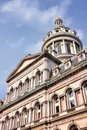 Baltimore maryland in the united states city hall building Stock Photo