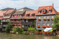 Bamberg Little Venice Royalty Free Stock Photo