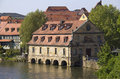 Bamberg Little Venice, Germany Royalty Free Stock Photo