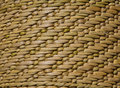 Bamboo basket texture closeup of Royalty Free Stock Photos