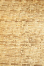 Bamboo basket weave pattern Royalty Free Stock Photo