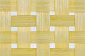 Bamboo basketwork background Royalty Free Stock Image