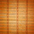 Bamboo brown tablecloth texture of close up Royalty Free Stock Images
