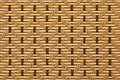 Bamboo curtain pattern Royalty Free Stock Image
