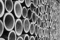 Bamboo cut Royalty Free Stock Photo