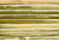 Bamboo fence Royalty Free Stock Image