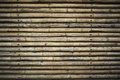 Bamboo fence background as a Royalty Free Stock Images
