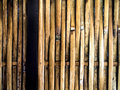 Bamboo interlace craft texture background Stock Photography