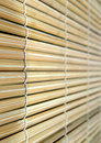 Bamboo mat Royalty Free Stock Image