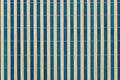 Bamboo mat close up Royalty Free Stock Photo