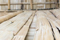 Bamboo Nipper hut Royalty Free Stock Photo