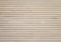 Bamboo paneling close view of Stock Photography