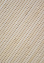 Bamboo paneling close view of Royalty Free Stock Photos