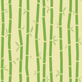Bamboo pattern Royalty Free Stock Image