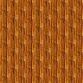 Bamboo Pole Texture Royalty Free Stock Photo