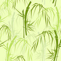 Bamboo seamless pattern Royalty Free Stock Image