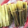 Bamboo shoot the Royalty Free Stock Photo
