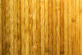 Bamboo strip background with culms that have been flattened and laminated as a natural building material Stock Images