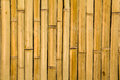 Bamboo strips and dried to make the background Royalty Free Stock Photo