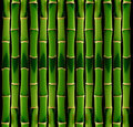 Bamboo tile Stock Photo