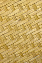 Bamboo weave the texture pattern background Royalty Free Stock Photos