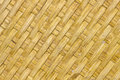 Bamboo weave the texture pattern background Royalty Free Stock Photography