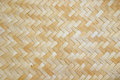 Bamboo wood texture Royalty Free Stock Photo
