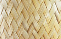 Bamboo wood texture handwork isolated on a background Stock Photo