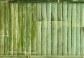 Bamboo wood wall texture background. Royalty Free Stock Photo
