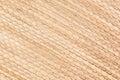 Bamboo woven beige mat handmade background. Royalty Free Stock Photo