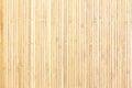 Bambou tissé. Images libres de droits