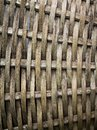 Bambu do Weave Foto de Stock